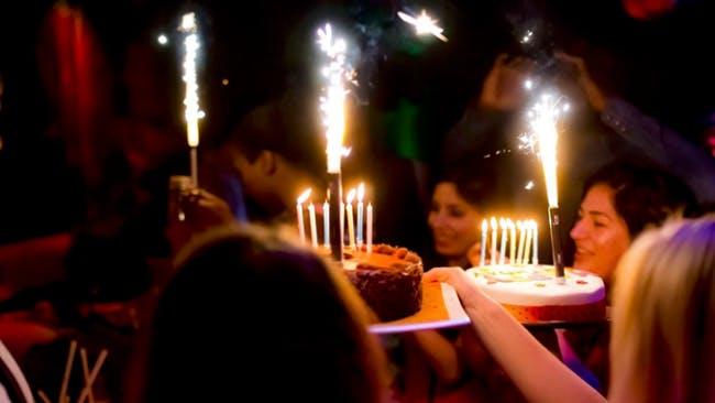 Birthdays Ruby Blue