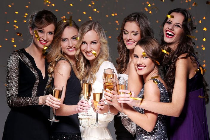 5 Reasons to Party Now Spring has Arrived