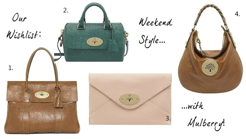 The Only Way is Mulberry