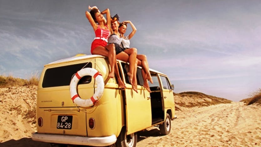 5 Items You Wouldn'T Think To Pack For Your Girls Holiday