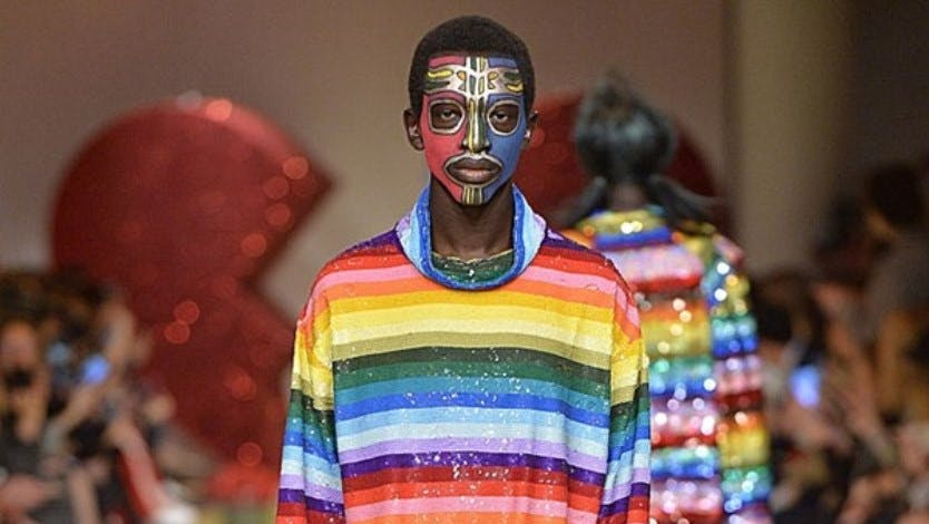 7 (outrageous!) highlights from fashion week