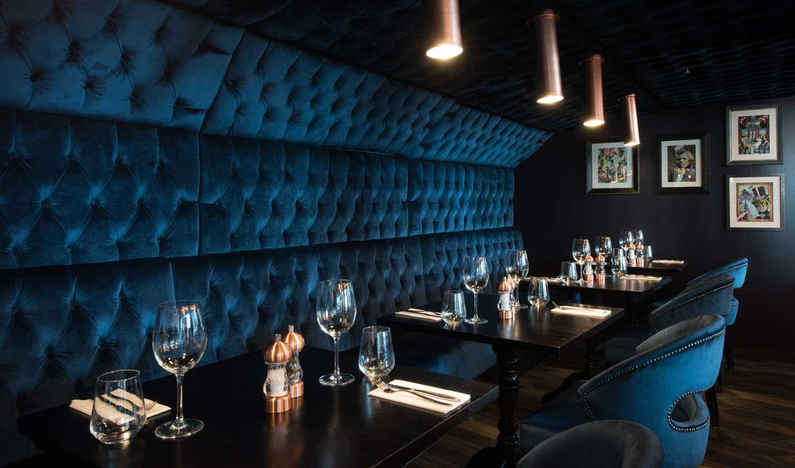 Rocket by Balls Brothers | Restaurant & Bar In Canary Wharf